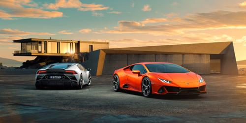 New Lamborghini Huracán EVO: elevation of technologies for amplified driving pleasure