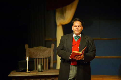 Aurora Theatre celebrates the season with Charles Dickens' A Christmas Carol, November 23 – December 22