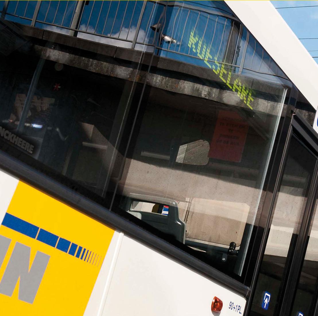 Reiswegwijziging voor lijnen 4, 6 en 60 in Roeselare