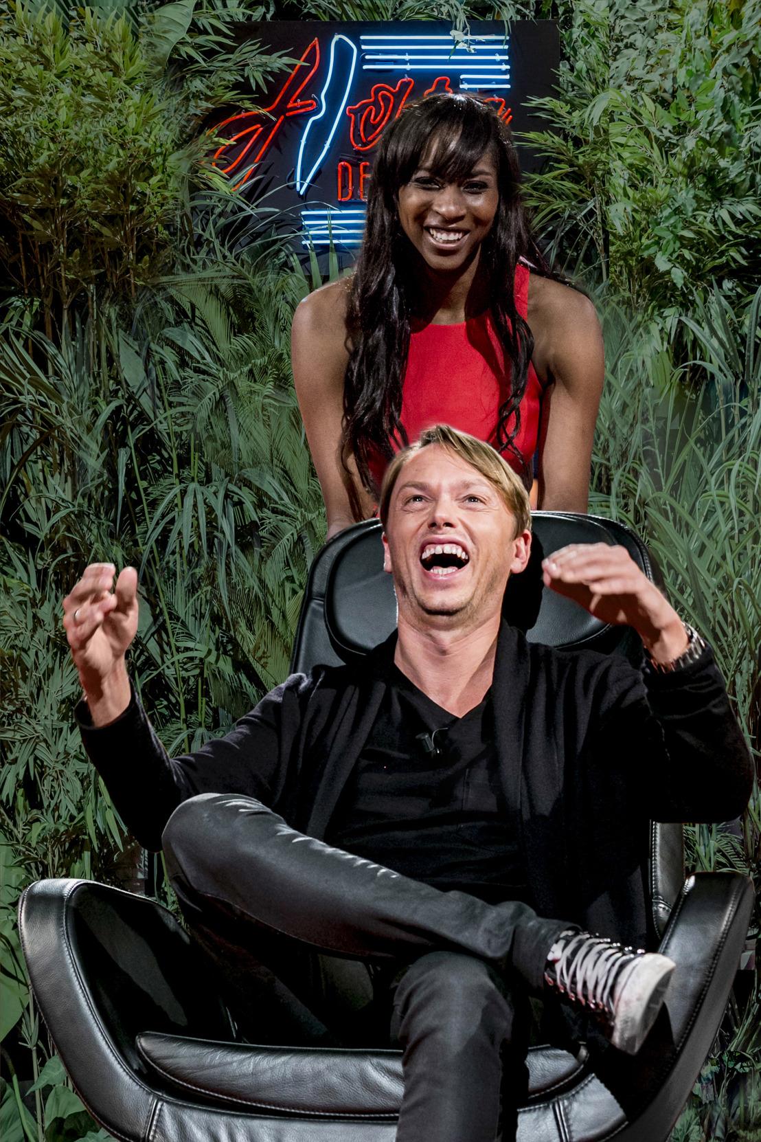 Regi en Karen Damen in nieuw seizoen van Achter de Rug