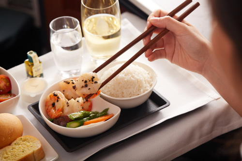 Cathay Pacific partners with Mott 32 to offer contemporary Chinese cuisine Passengers can look forward to an enhanced Chinese dining experience inflight