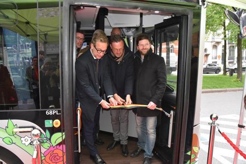Nieuwe buslijn 37 verbindt het zuiden met het centrum van Ukkel