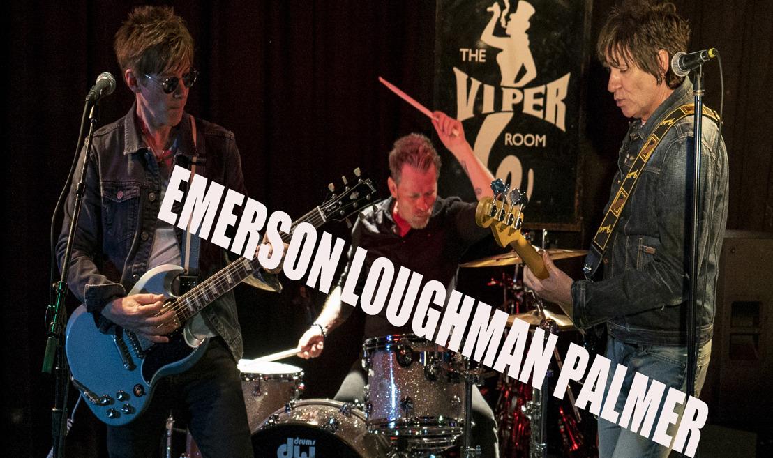 PRESS RELEASE: Sensory Utopia - Emerson Loughman Palmer Drops 'Finding Sense'