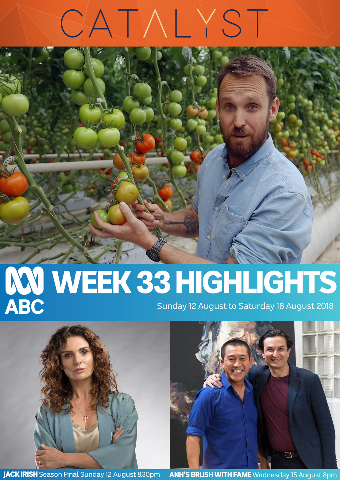 ABC TV Program Highlights - Week 33