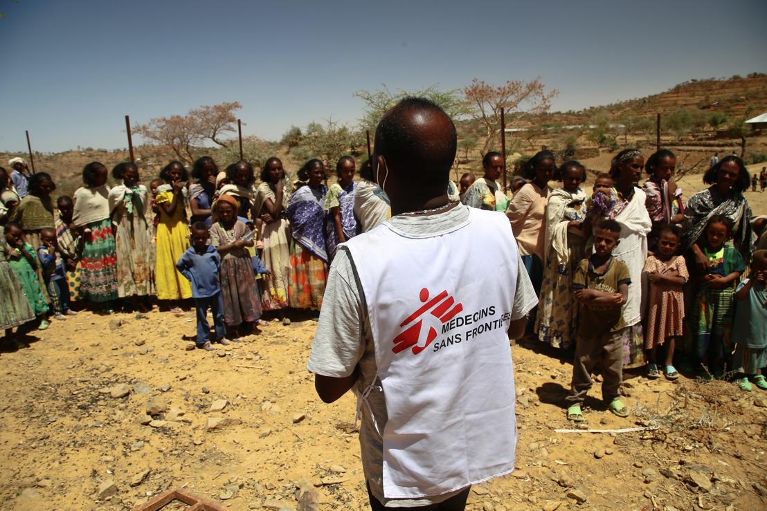 Médicos Sin Fronteras insta a que se investigue el asesinato de tres de sus trabajadores en Etiopía