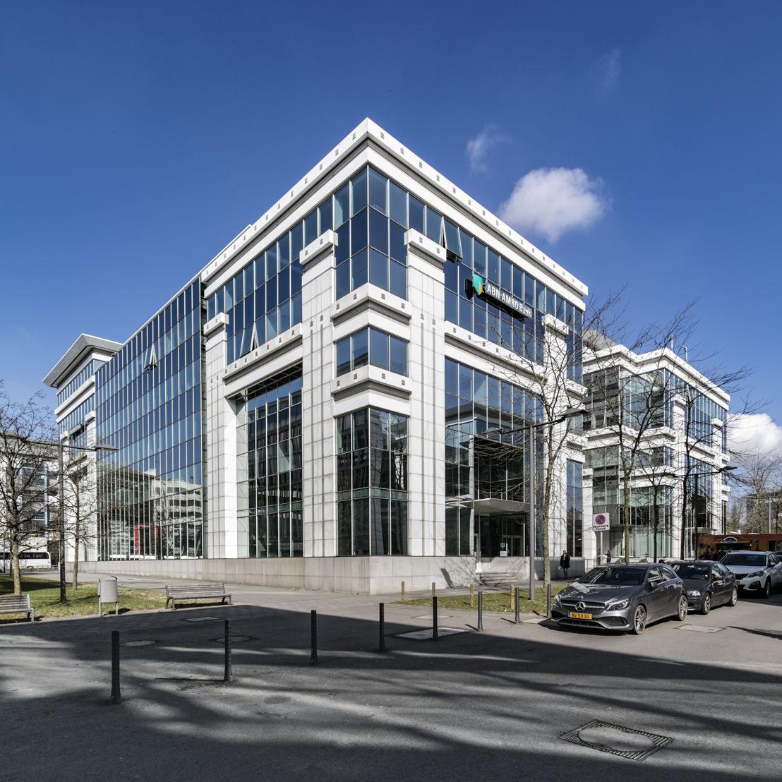 Espace Kennedy B building, Kirchberg.