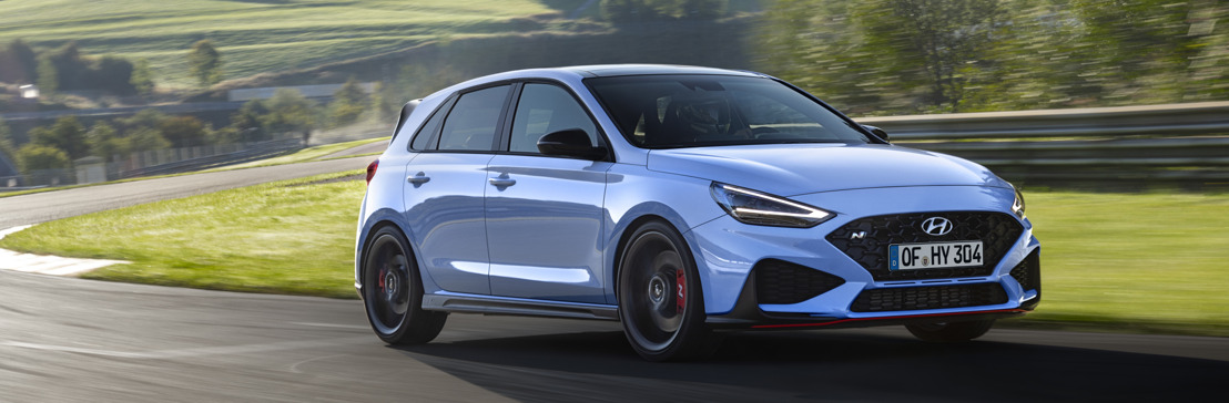 Il momento di cambiare: la New Hyundai i30 N è stata migliorata per il massimo divertimento di guida