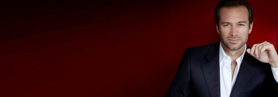 Fabien Gabel Announces his 2016-17 Season