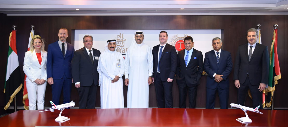 Emirates Group Security has been appointed Regional Training Partner for IATA