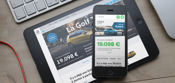 Preview: Emakina launches multibrand promo platform for D'Ieteren Group