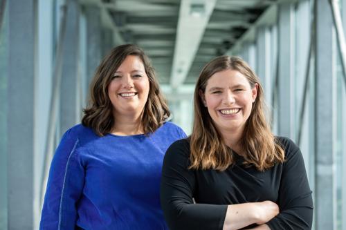 Lotte Vermeir wordt netmanager van Eén en Canvas, Lin Delcour adjunct-netmanager