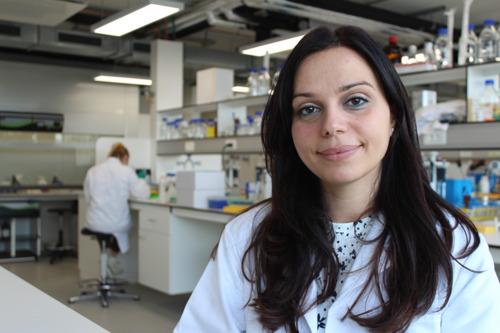 VUB-onderzoekster Antonella Fioravanti genomineerd voor EOS-Pipet