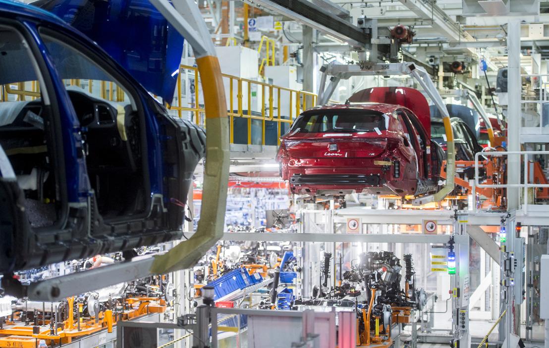 SEAT S.A. bespaart 7,2 miljoen euro dankzij de ideeën van haar werknemers in 2020