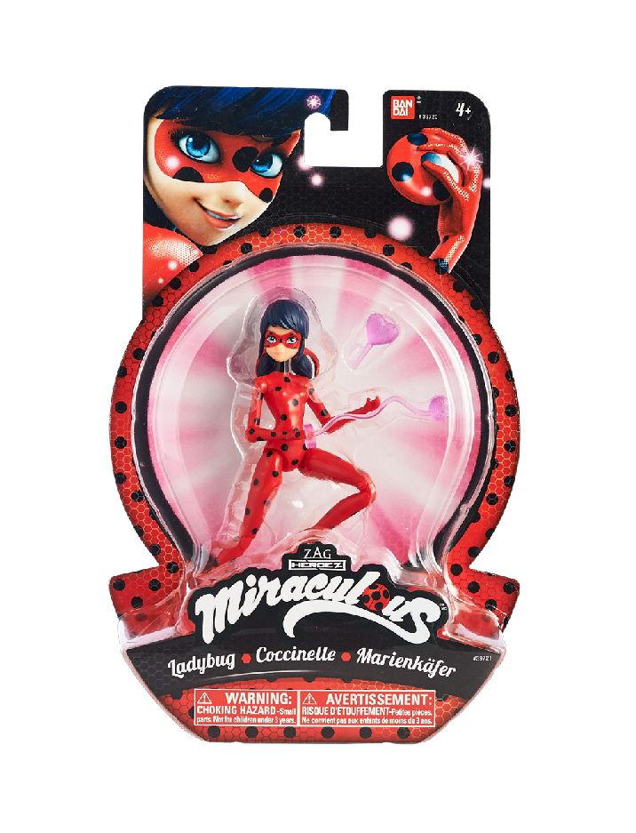 "Ladybug Figura de 5.5"""