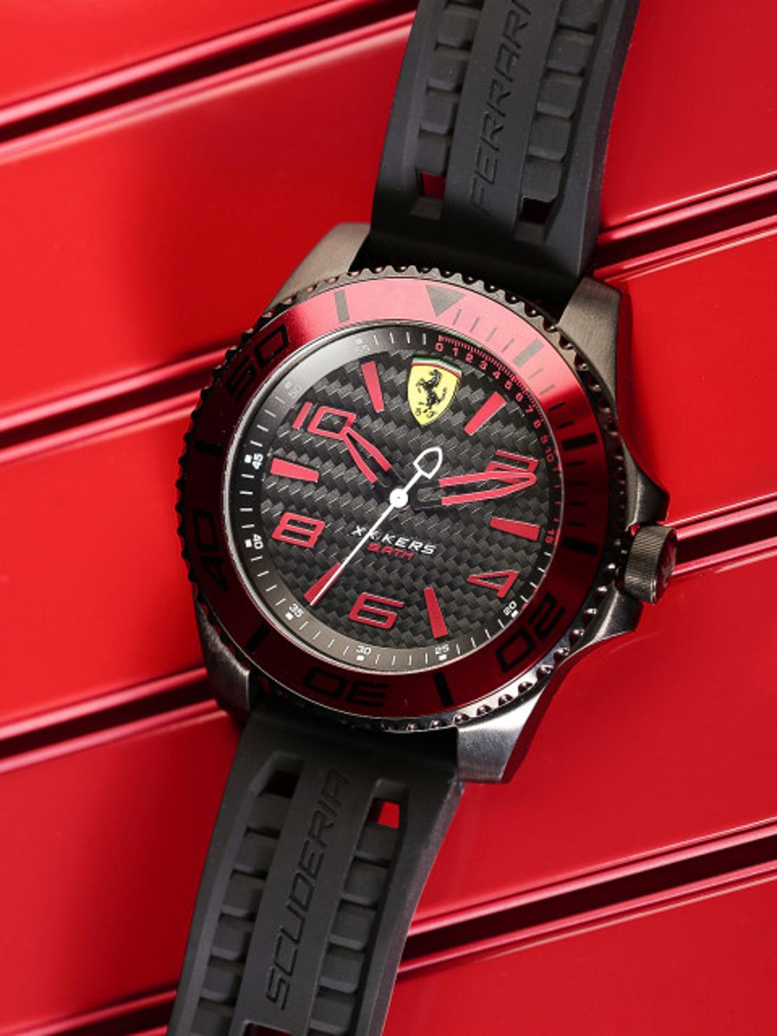 Ferrari XX KERS: tiempo de alto rendimiento