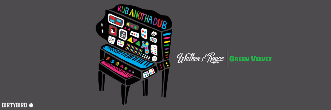 Walker & Royce Debut Second Offering From Forthcoming Self Help Album via DIRTYBIRD