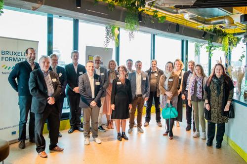 Patrons et organismes publics se rencontrent pour construire de nouvelles solutions pour l'emploi