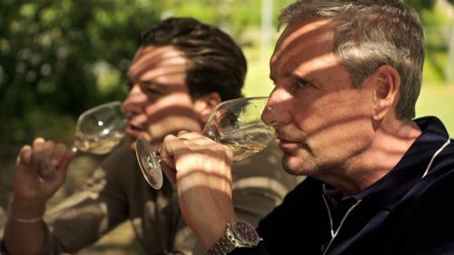 Wijnen, wijnen, wijnen! Morgen in Saint-Tropez én in De Cooke & Verhulst Show.
