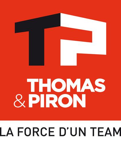 Thomas & Piron pressroom
