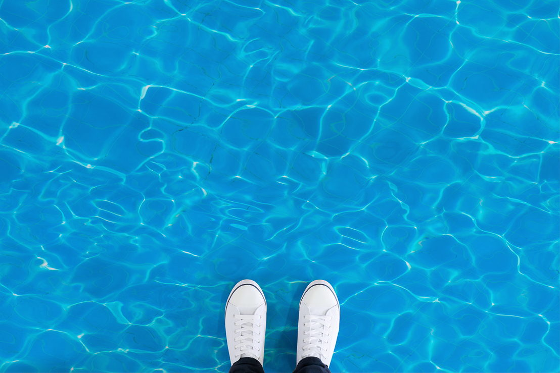 Pool II | Water Effect Vinyl Flooring