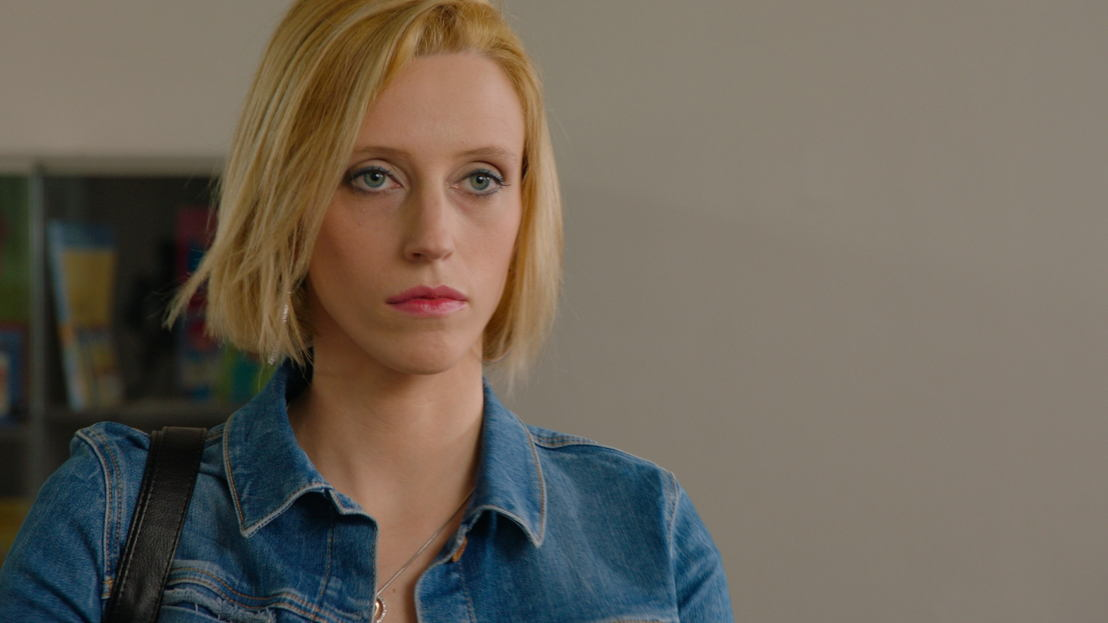 Tine Priem speelt Tamara Vereken (c) VRT