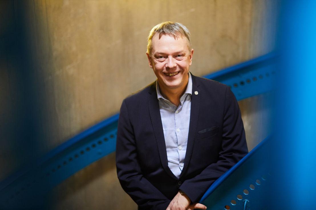 Jan Danckaert - Vicerector Onderwijs- en Studentenbeleid