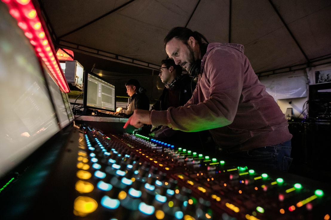 Pachi Lazbal, ingeniero de la banda Dancing Mood