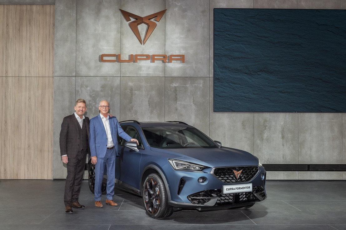 SEAT and CUPRA make their electric offensive a reality