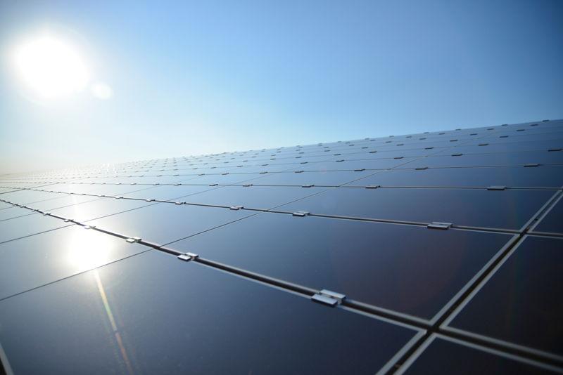 Installation photovoltaïque BELECTRIC, © innogy