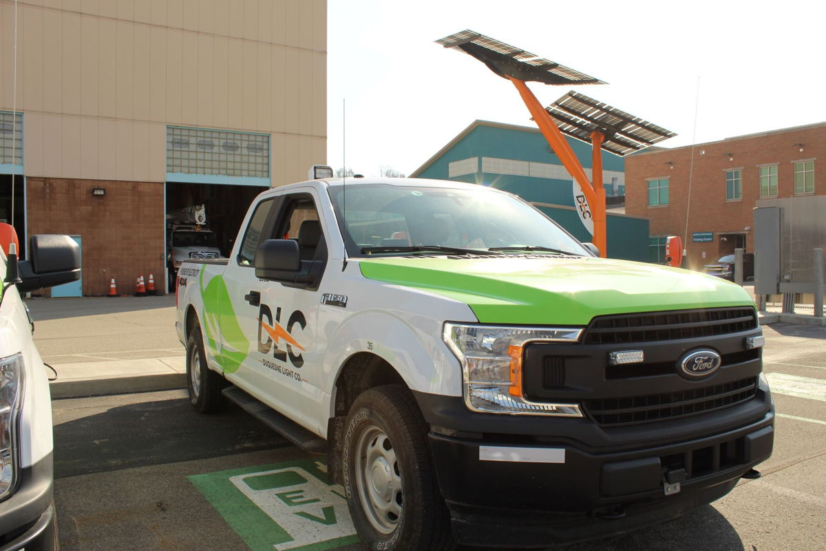 Duquesne Light Co. has added four new Ford F-150 XL hybrids to its fleet.