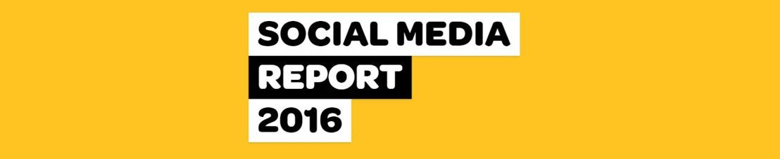 Telenet social media rapport 2016