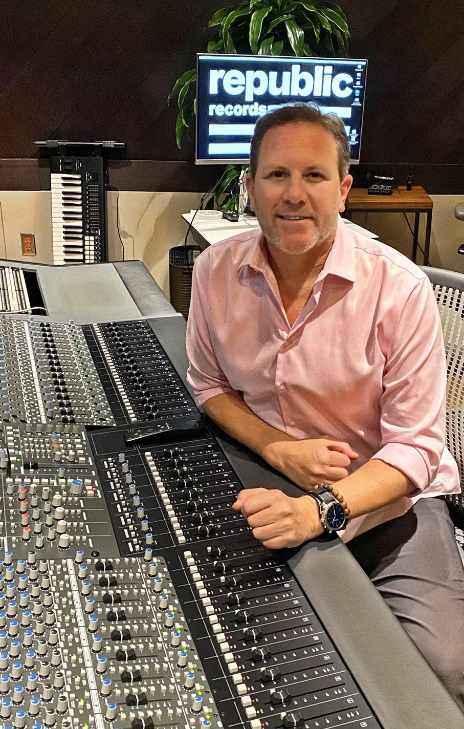 Rob Christie, Director ofRepublicStudios