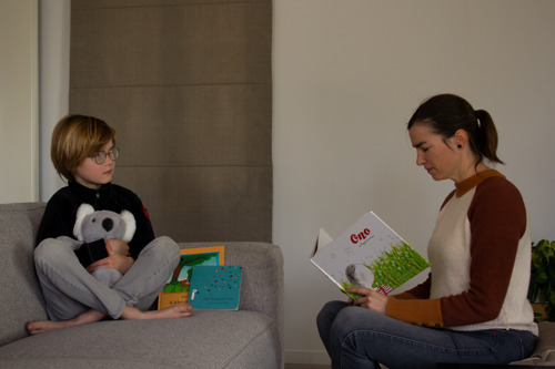 'Troostkoffer' helpt bij gesprekken met kinderen over verdriet en afscheid