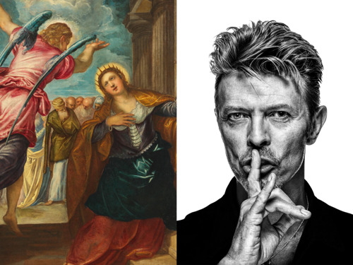 Rubens House welcomes David Bowie's Tintoretto