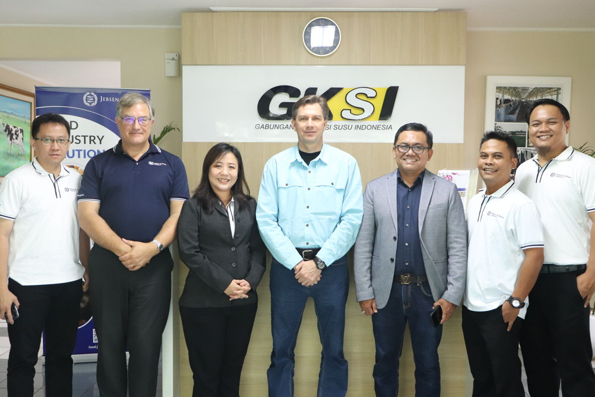 Jebsen & Jessen Ingredients supports the Indonesian dairy industry by sharing its expertise.