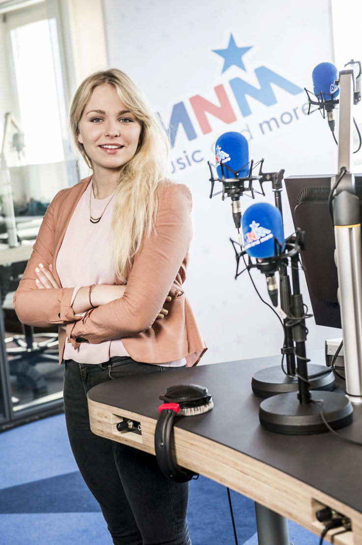 Julie Van den Steen (c) VRT - MNM