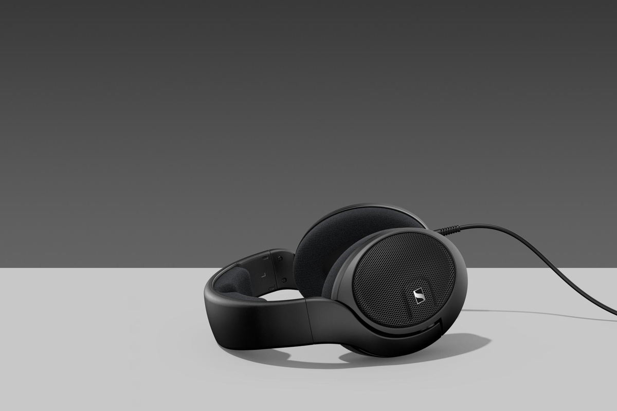 Sennheiser's new HD 560S headphones offer natural and accurate reference sound that divulges every detail, complemented by an outstanding low-frequency extension