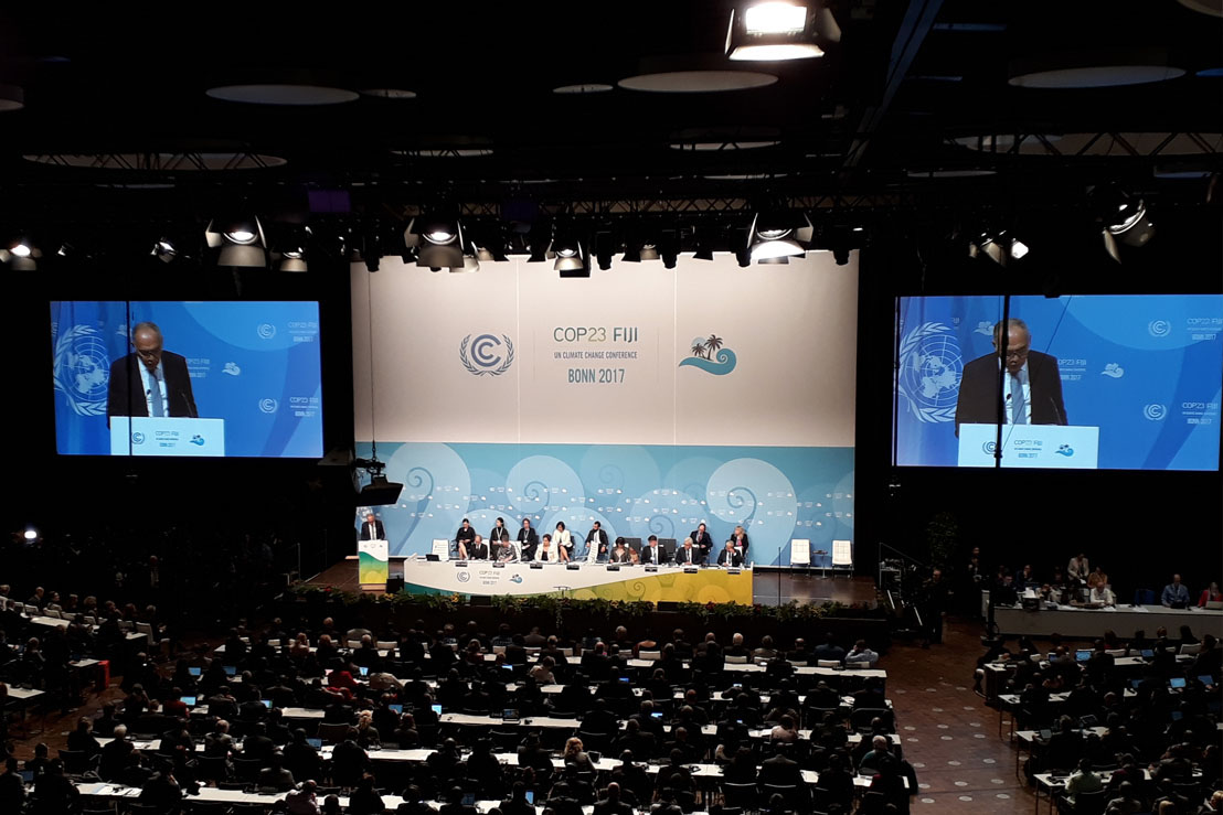 Combating climate change: the OECS an official partner of COP 23