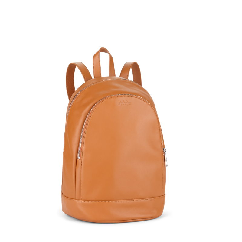 Yaretzi Lea New Tan in Leather