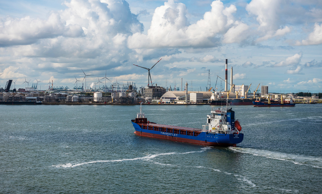 Port of Antwerp experiences growth in first half of year