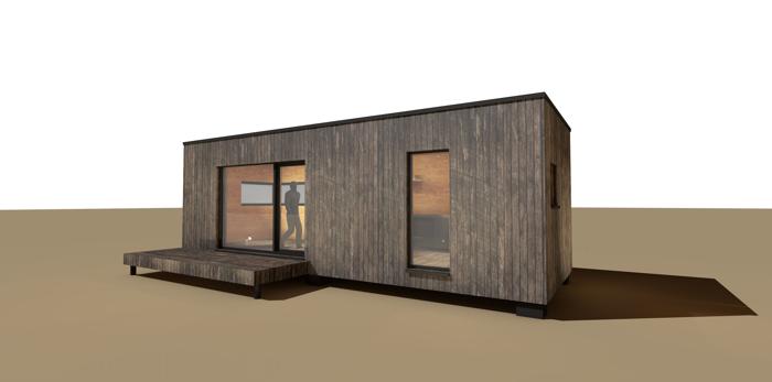 Persuitnodiging - Verplaatsbare woonmodules voor daklozen op BridgeCity