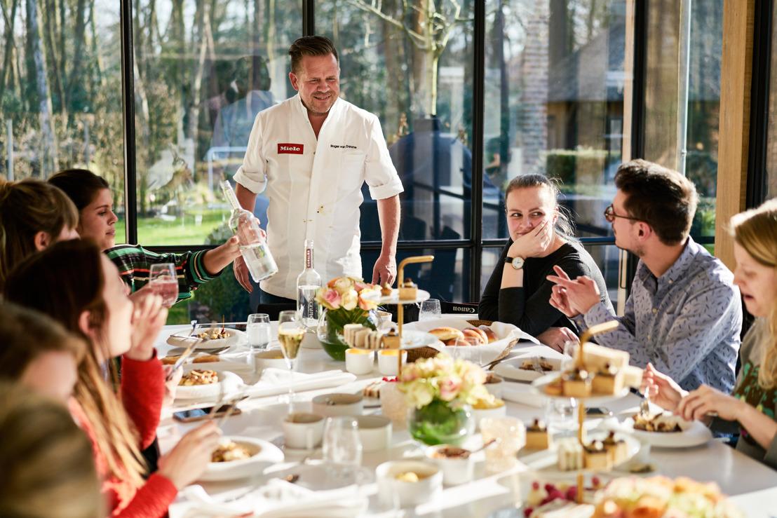 Roger van Damme ingeluid als Miele ambassadeur