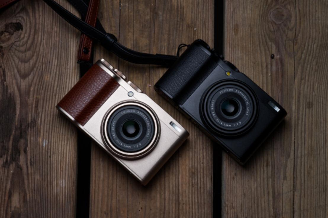 Fujifilm lanceert de XF10: je ideale metgezel voor onderweg