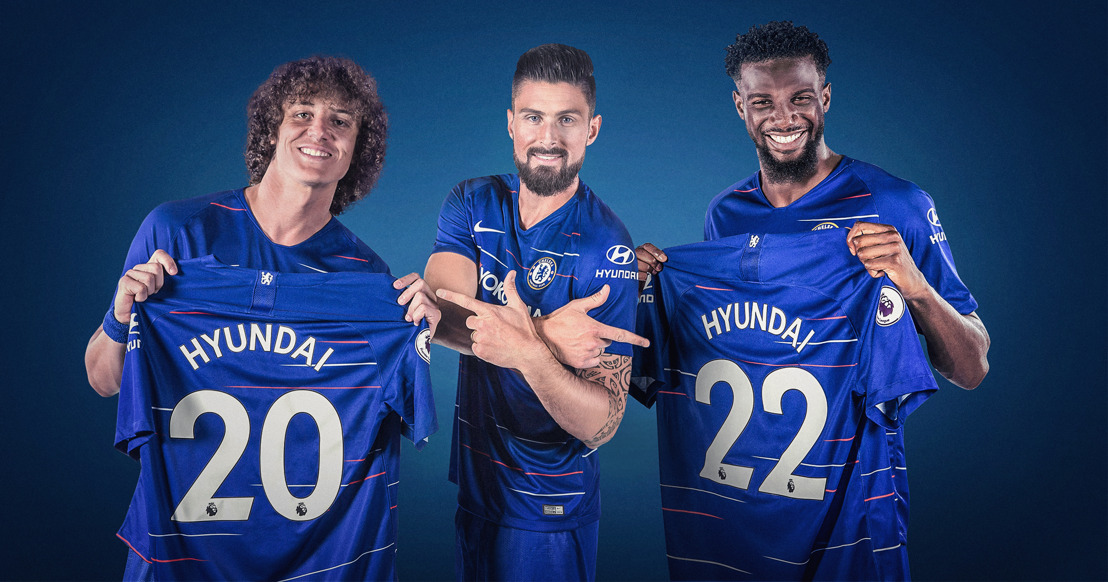 Hyundai Motor becomes Global Automotive Partner of Chelsea Football Club with new multi-year deal