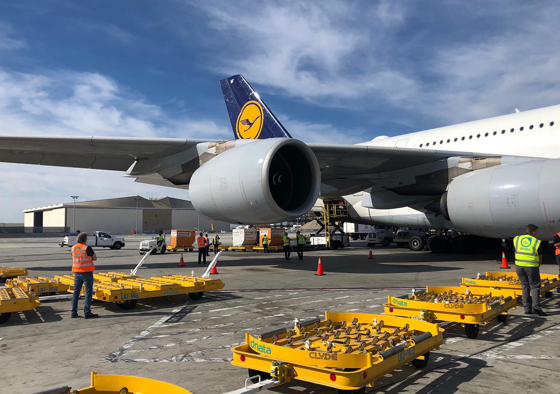 dnata launches operations at Los Angeles International Airport