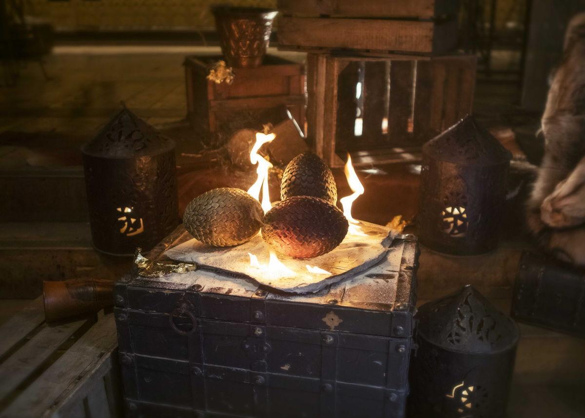 Westeros aan 't Scheld met nieuwe Game of Thrones pop-upbar
