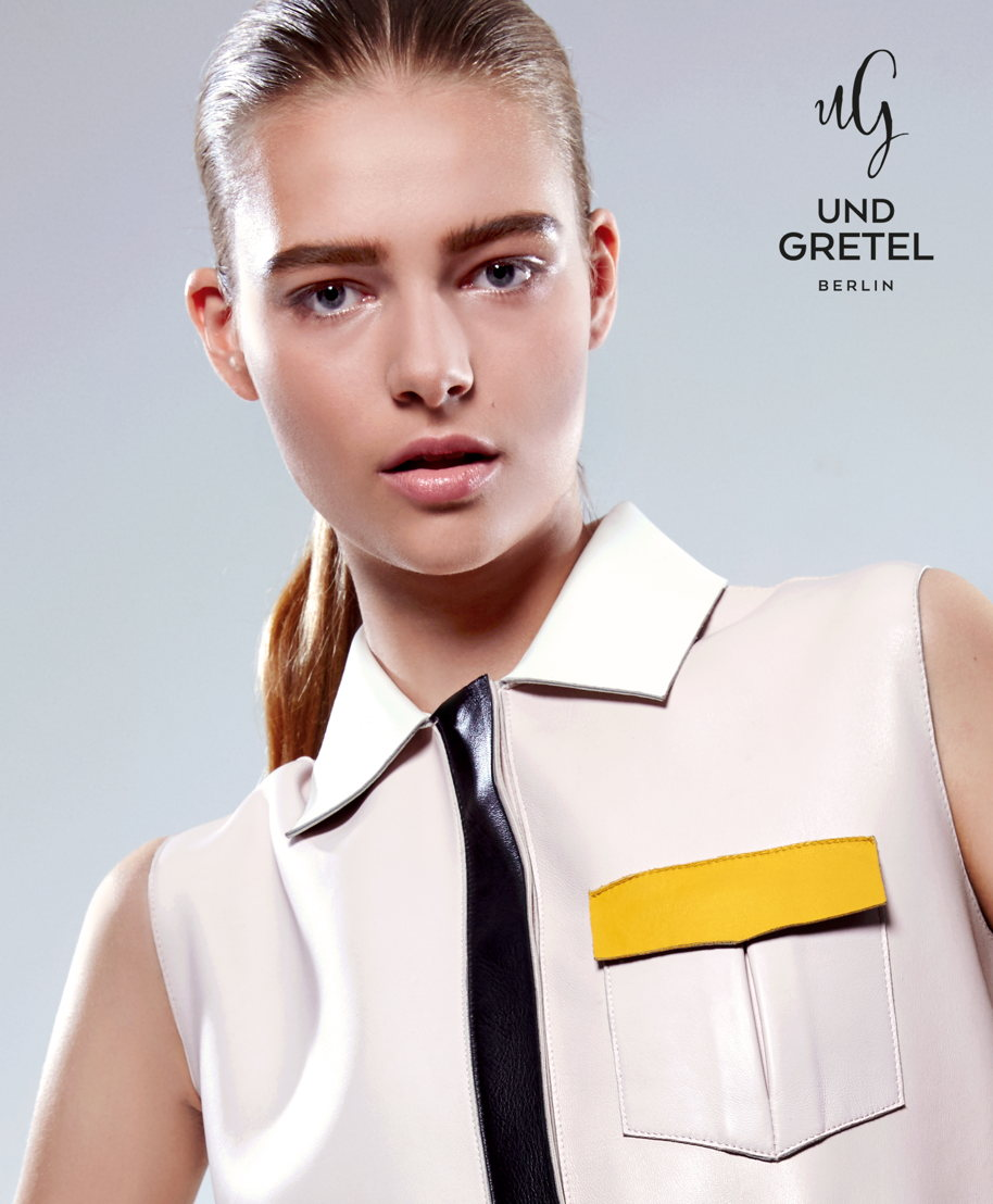 Und Gretel Look - Boyish Brows