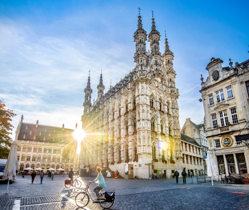 Leuven opnieuw genomineerd als finalist European Capital of Innovation