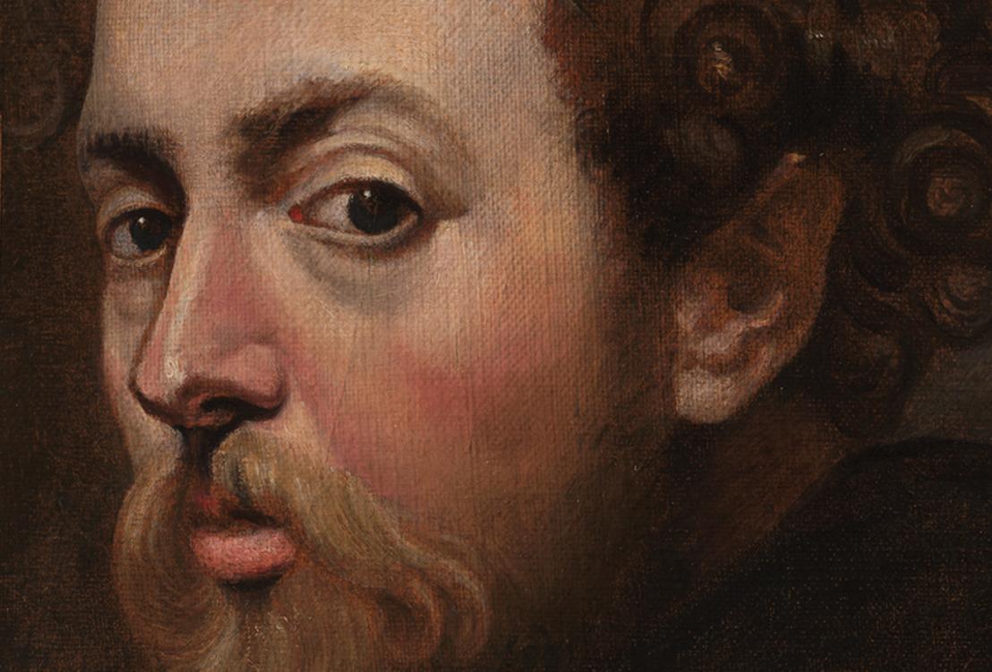 Rubenshuis presenteert nieuw Zelfportret van Rubens