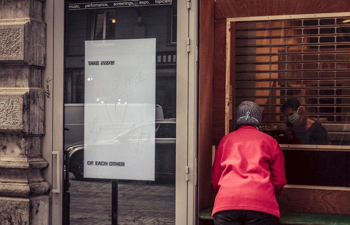 Hobo zet opnieuw dagcentrum op in lege Beursschouwburg